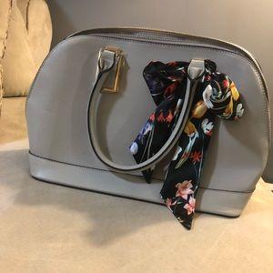 Cute bow scarf bag